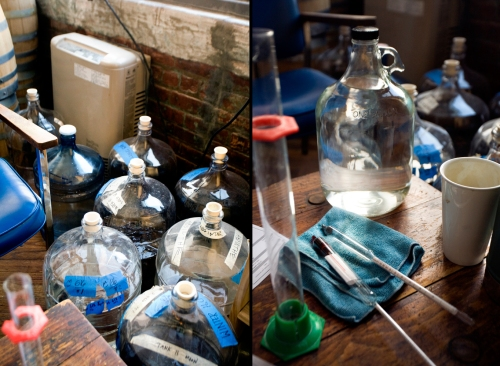 Tools & Bottles