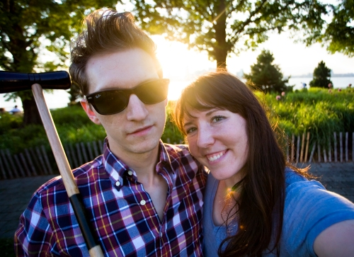 Laura Ratliff and Ryan Smith