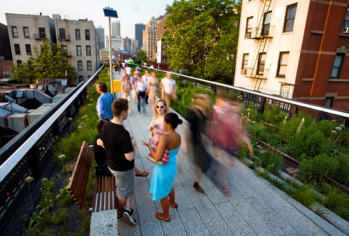 The High Line, Phase Two