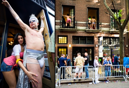 2011 NYC Gay Pride Celebration