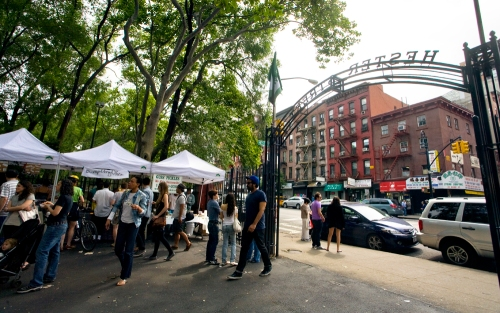 The Hester Street Fair