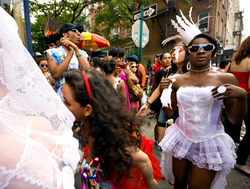 NYC Gay Pride 2011 Celebration